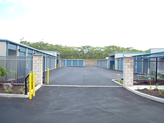 Shipman Self Storage project completed