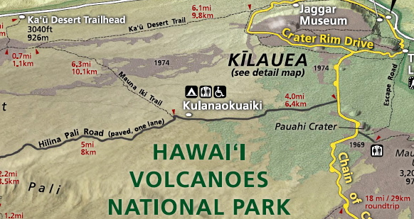 Map Of Volcanoes In Hawaii. Tags: fire, hawaii volcanoes
