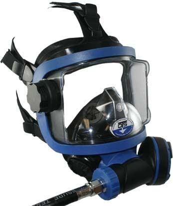 The purge assembly on the diving mask can disengage from the regulator, resulting in loss of air to the diver. This poses a drowning hazard to the consumer. The firm has received one report of a disengaged assembly. No injuries have been reported.