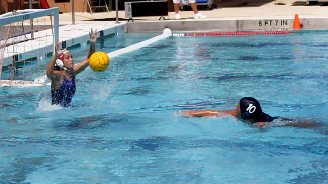 Video of Kamehameha-Hawaii vs. Hilo at Naeole Pool at the Kamehameha's Keaau campus.