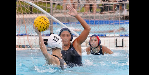 Kamehameha-Hawaii won their quarterfinal match against Mililani 19-8 moving them ahead to a semifinal match against Punahou in the state water polo championships being held at Naeole Pool on the Kamehameha Schools Keaau campus.