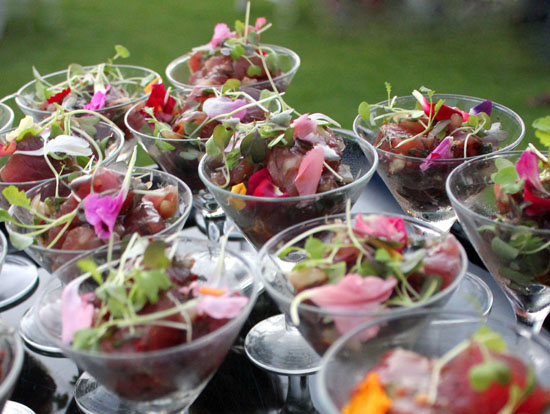 Two-day oceanfront gastronomic event features some of the biggest names in the industry