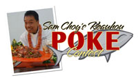 Sam Choy's Keauhou Poke Contest (March 17)