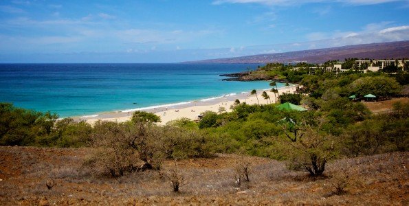 Hapuna Beach Hawaii 24/7 File Photo