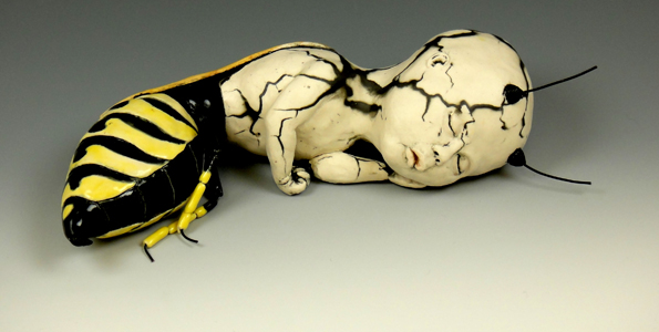 Let Sleeping Wasps Lie (Photo courtesy of Amber Aguirre)
