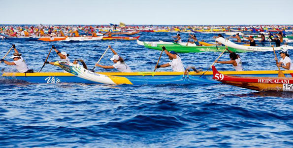 Queen Liliuokalani Long Distance Outrigger Canoe Races