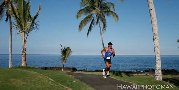 Luis De La Torre, Bree Wee race to top Big Island finishes