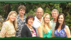 "The Big Island Television team, Vice President Noel Black-Ackerman, Cameraman-Editor-Producer Randall Quander, Office Manager Denise Lindsey, Cameraman-Editor-Producer Lyman Medeiros, ""Discover Hawai'i"" Hostess Cobey Ackerman, President A.D. Ackerman, Director of Sales & Marketing Rachelle Hennings-Newman"