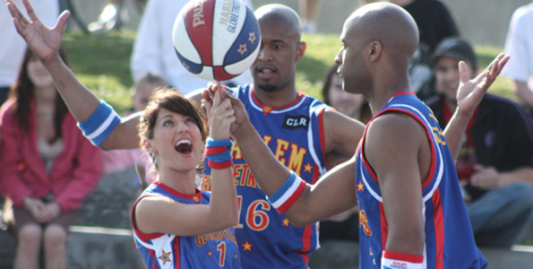 Harlem Globetrotters make Kona debut (April 27)