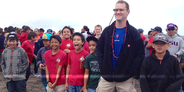 Hawaii, Mexico students explore volcano in virtual field trip