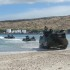 Marines come ashore at Kawaihae Harbor Thursday (July 17)