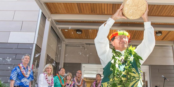 Kaiser Permanente welcomes patients to Kona Medical Office