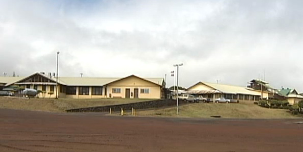 Kulani Correctional Facility re-opens in Hilo