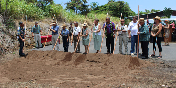 Ground broken for $27.9M southern segment of Mamalahoa bypass