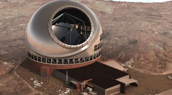 Thirty Meter Telescope ready to begin construction