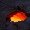 A skylight into the lava tube near Pu'u 'O'o Crater feeding the June 27 lava flow near Pahoa. Photography by Baron Sekiya | Hawaii 24/7, Air trasportation by Paradise Helicopters