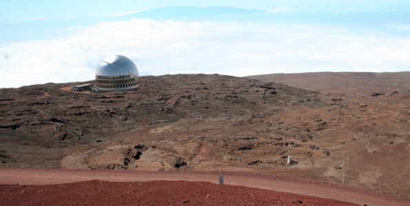 On-site construction to begin on TMT; watch worldwide by webcast