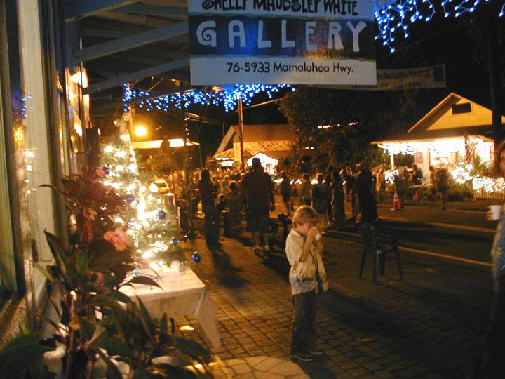 Music, light festival Dec. 6 in Holualoa