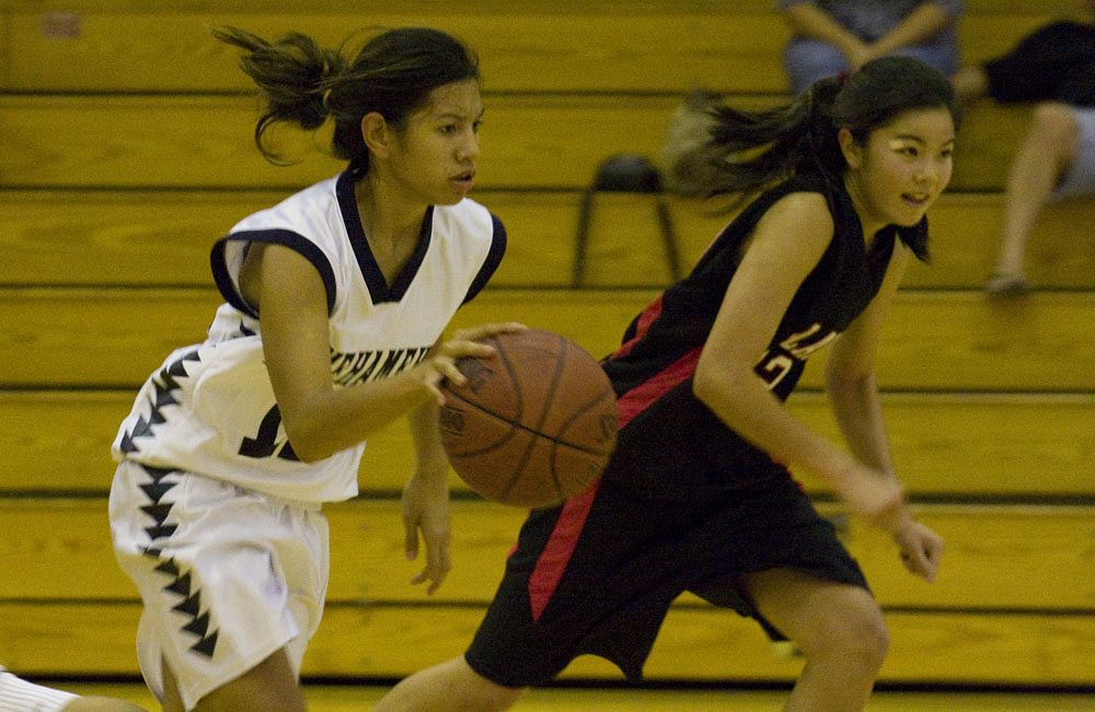 Girls Division II: Kamehameha in championship game