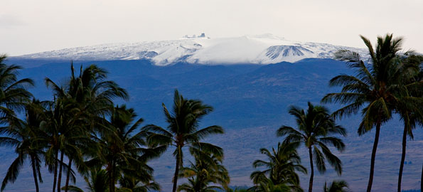 Mauna Kea summit road open :)