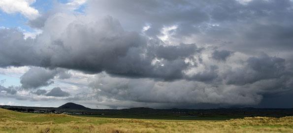 Stormy Saddle