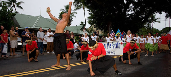Kailua-Kona Community Christmas Parade