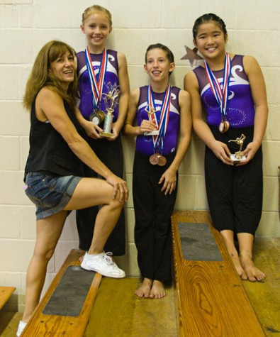 Kona Aerials Gymnastics Team - Level 6 -