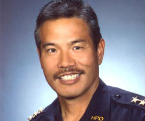 Kubojiri named new isle police chief