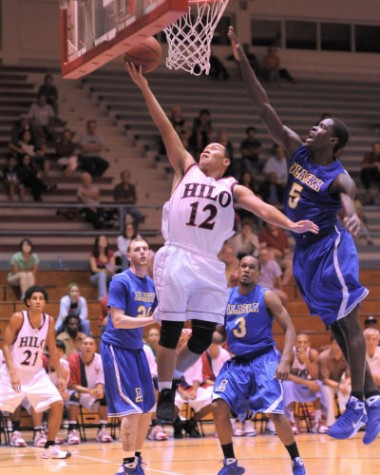Bryan Ngo scored 17 points for the UH-Hilo Vulcans.