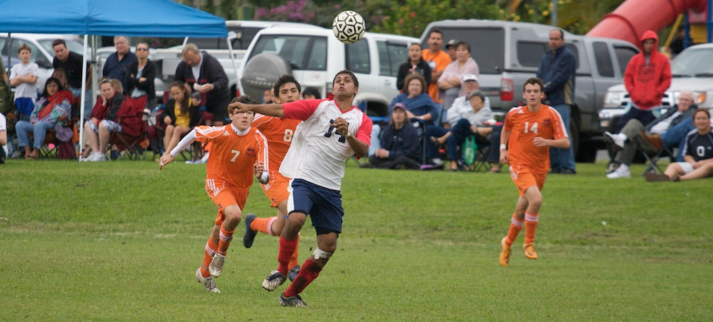 Keaau beats Christian Liberty 2-1 in BIIF girls soccer action. The Keaau Cougar boys also beat the Canefire 2-1