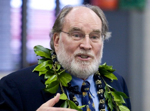 Congressman Neil Abercrombie talks about his run for the governor's office in 2010.