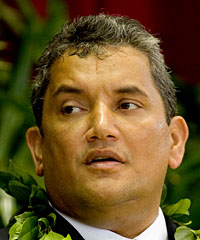 Kenoi: It's your administration