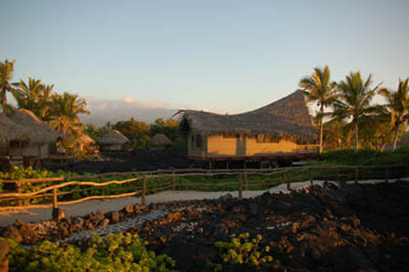 Kona Village Resort on 2009 'Stay List'