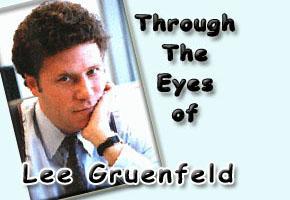 Ambrosia: Lee Gruenfeld looks at Ironman funny