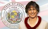 Governor Linda Lingle will address the people of Hawai'i, via a live webcast, to provide an update on the State budget, public employee union labor negotiations and binding arbitration with the Hawai'i Government Employees Association (HGEA) and United Public Workers (UPW).