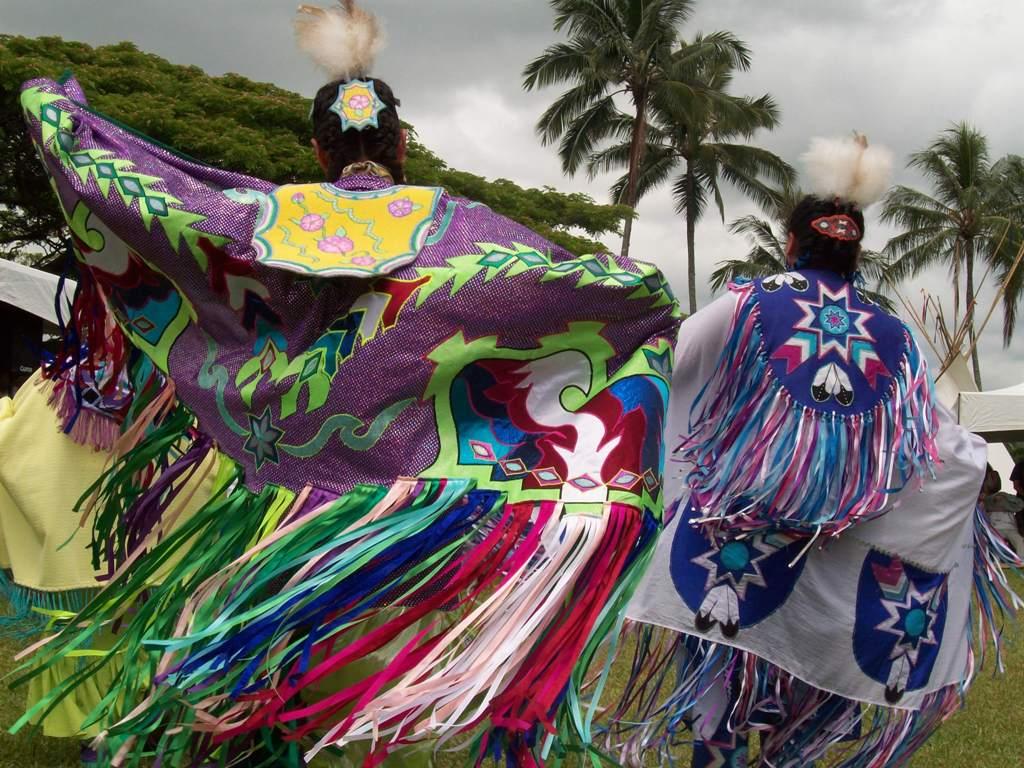 Inter-Tribal PowWow benefit dance concert Saturday