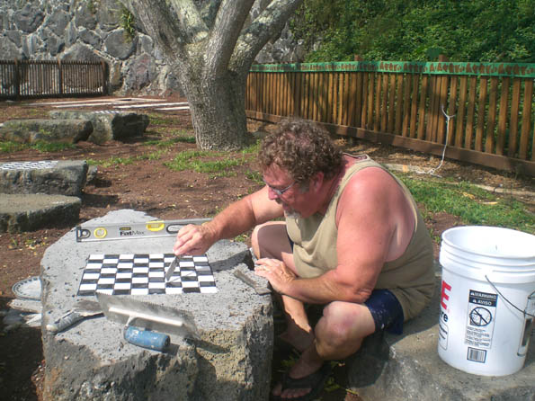 Kamakana Playground: Check mate?