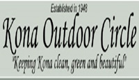 Kona Outdoor Circle: Zero waste meeting (Oct. 19)