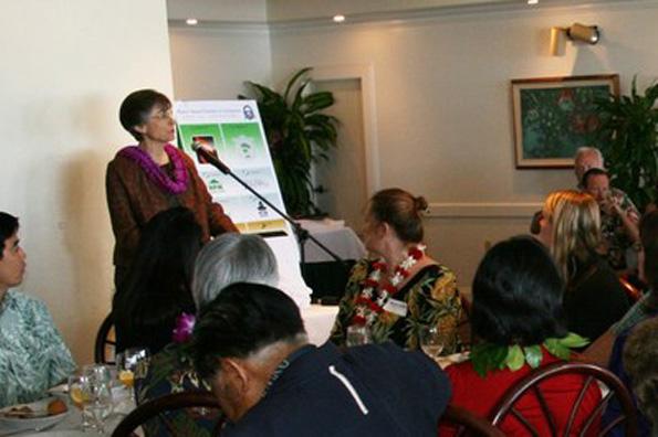 Lingle highlights priorities at Hawaii Island Chamber meeting