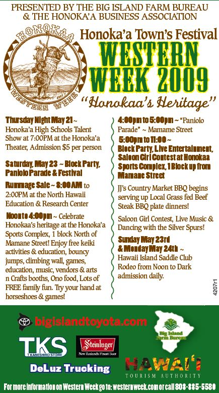 honokaa-western-week