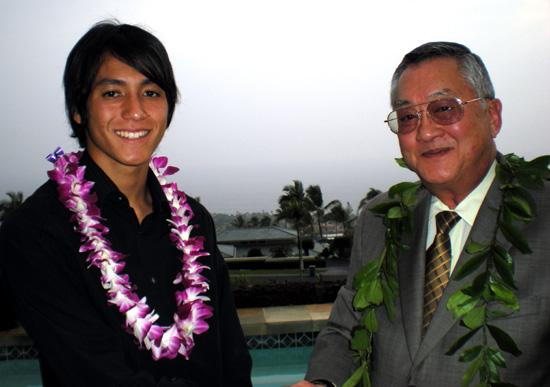 WHBA awards scholarships; Kim's essay