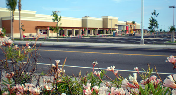 The newest shopping option at Kona Commons is slated to open in late July, complete with Starbucks, Pizza Hut and photo lab