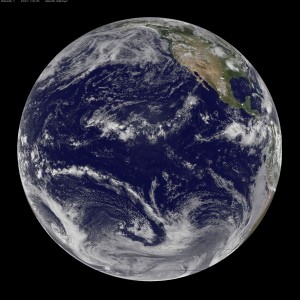 Image from GOES-WEST/Courtesy of NOAA-NASA GOES Project