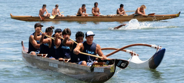 Images and results from the canoe races in Hilo Saturday.