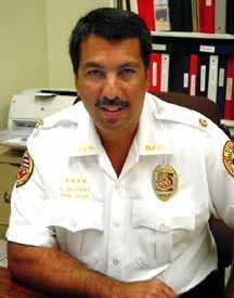 Chief Darryl Olivera