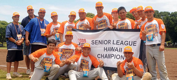 Hilo beats Maui 3-2 Sunday (July 19) and heads to California on August 4th for the Western Regional Tournament representing Hawaii.