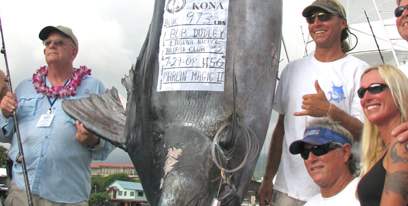 Forty-one teams are in Kona to celebrate the 50th annivesary of one of Hawaii's most prestigious tournaments. Mostly, though, they are here to fish.
