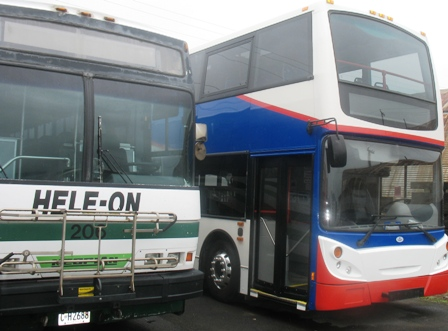 County transit network tops 1 million passenger trips