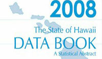 State 'Data Book 2008' released by DBEDT