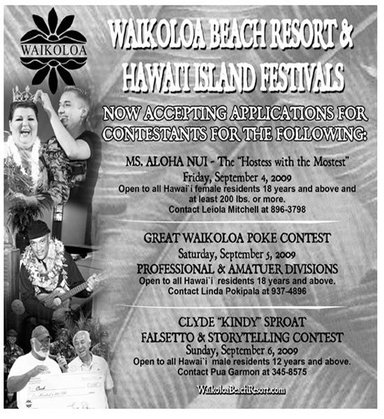 HawaiiIslandFestivals